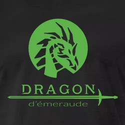 dragon-demeraude-vert-t-shirt-premium-ho