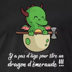 baby-dragon-t-shirt-premium-homme