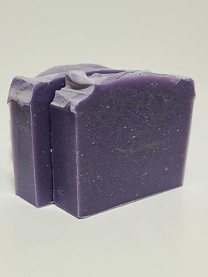 Grape & Lavender Handmade Soap Bar