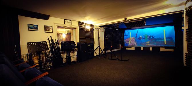 Voiceover Recording Studio