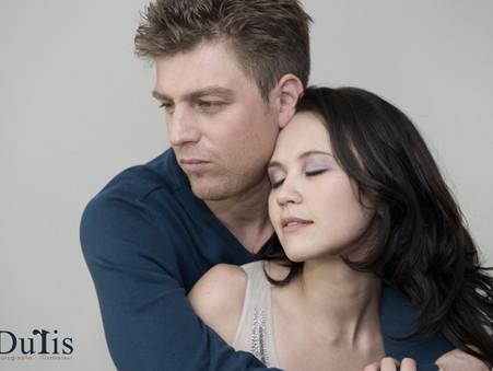 Shooting photo - Le couple