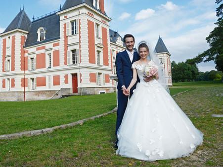 Remerciement de Juliane, mariée le 12 juillet