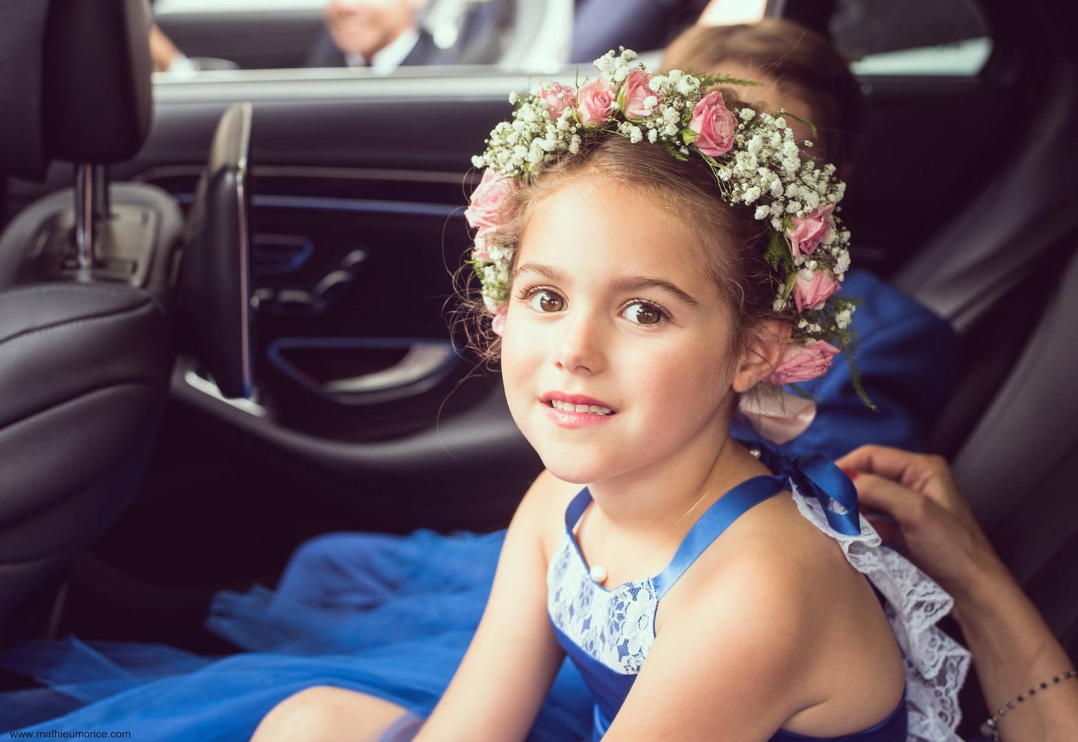 Coiffure et maquillage enfant par D&Z Agency