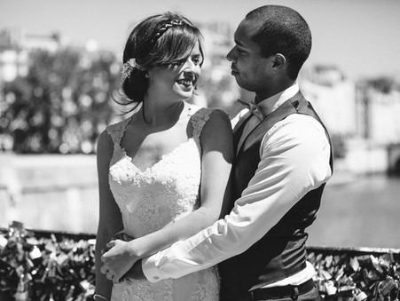 Remerciement de Lamia, mariée le 17 mai 2014