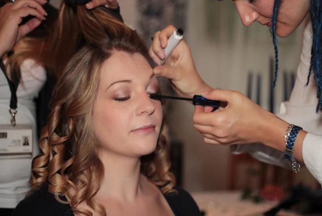 maquillage mariée dz agency