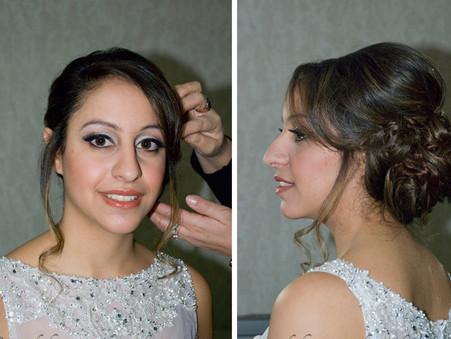 Suzanne, notre jeune mariée du 31 janvier !