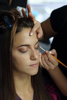 Maquillage mariée D&Z Agency