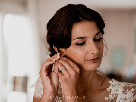 Remerciement de Camille, mariée le 27 juillet 2019