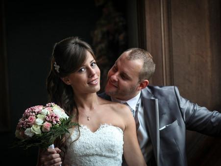 Remerciement de Stéphanie, mariée le 12 septembre