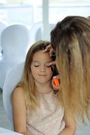 Coiffure et maquillage enfant D&Z Agency