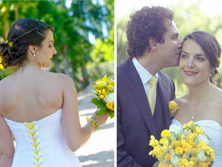 Remerciement de Vanessa, notre mariée du 21 juin