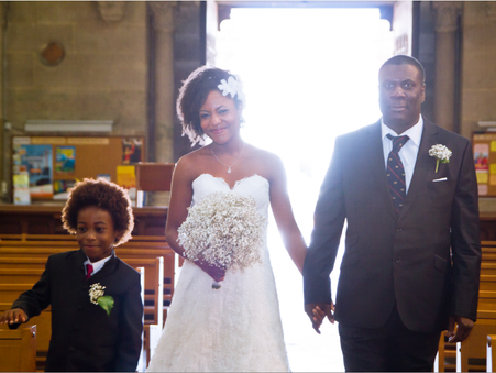 Remerciement de Mona, mariée le 2 août 2014