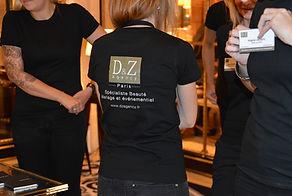 D&Z Agency | coiffure et maquillage pour mariée