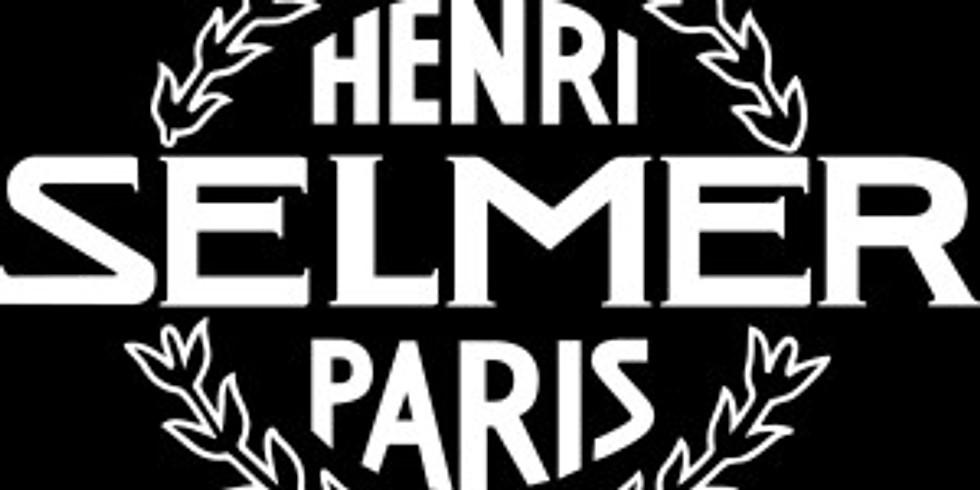 SYNTHÈSE - EBM PARIS TOUR - SELMER PARIS SHOWROOM