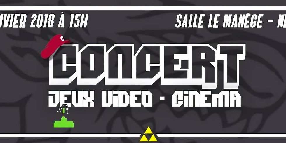 NO LIMIT Orchestra Concert Video Games - Cinema