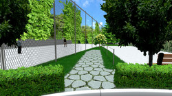 Tennis, Badminton Arena