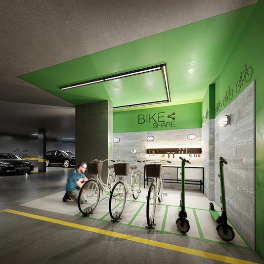 Bike Share e Ferramentaria