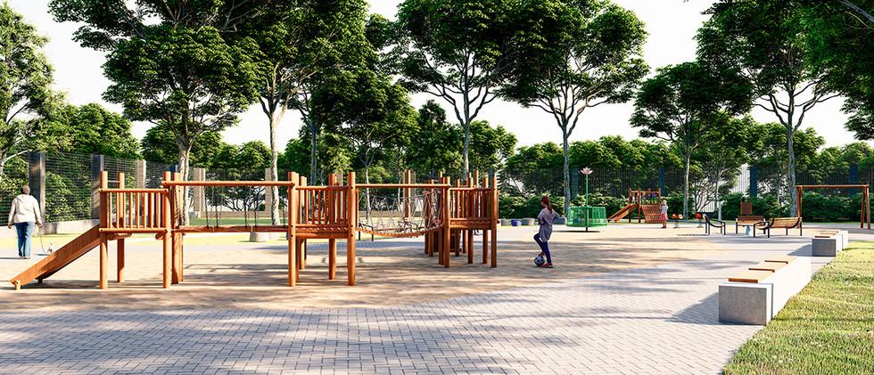 Área infantil
