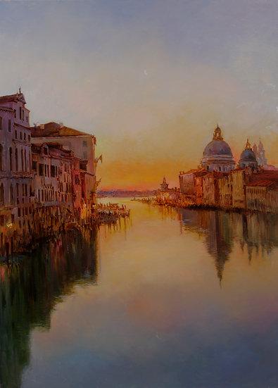 Венеция 50х70