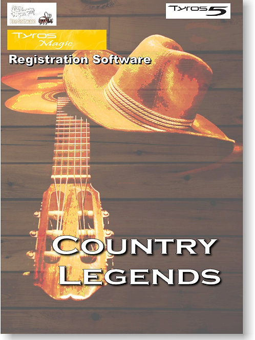 Country Legends (TyrosMagic) Boxed Version