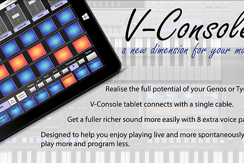 V-Console v2.1.4 Upgrade + 'Showcase' Registration Collection (Boxed Version)