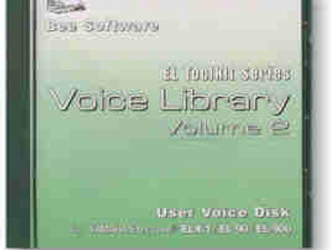 Voice Library Volume 2