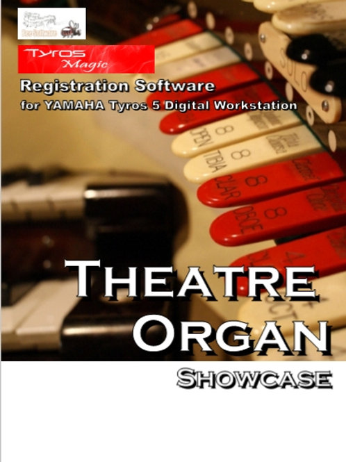 Theatre Organ Showcase (TyrosMagic) - Download Only