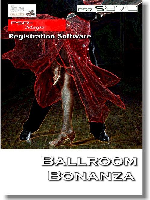 Ballroom Bonanza (PSR-Magic)