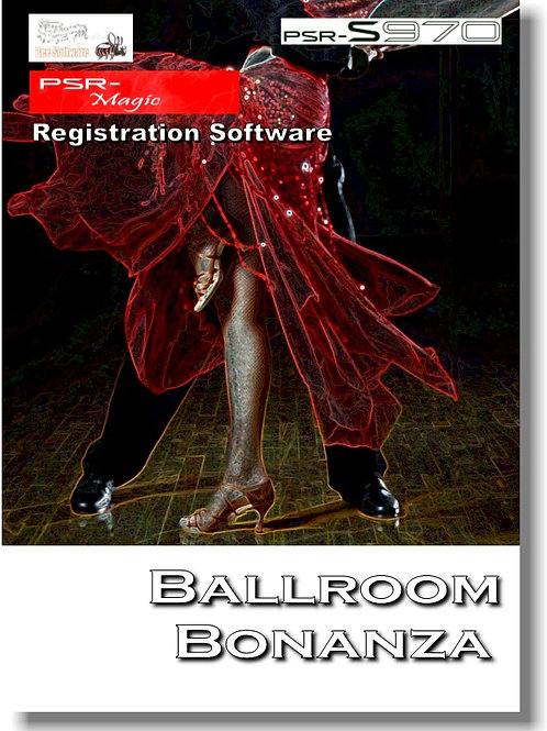 Ballroom Bonanza (PSR-Magic) - Download Only