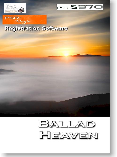 Ballad Heaven (PSR-Magic)