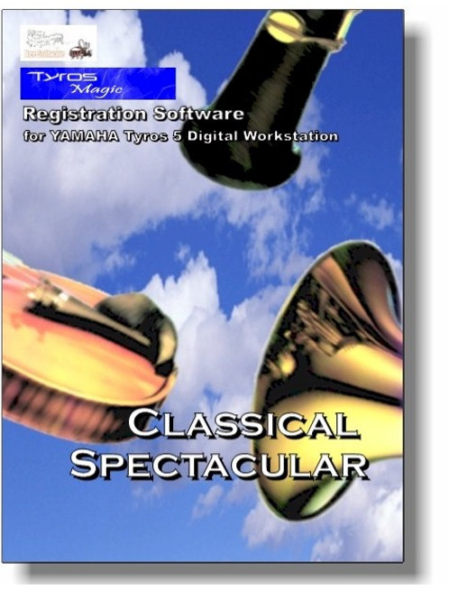 Classical Spectacular - Boxed Version (PSR-Magic)