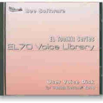 Voice Library EL70