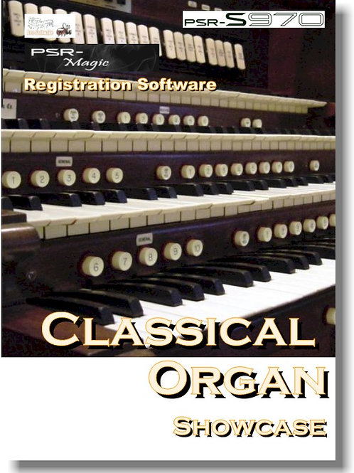 Classical Organ Showcase (PSR-Magic)