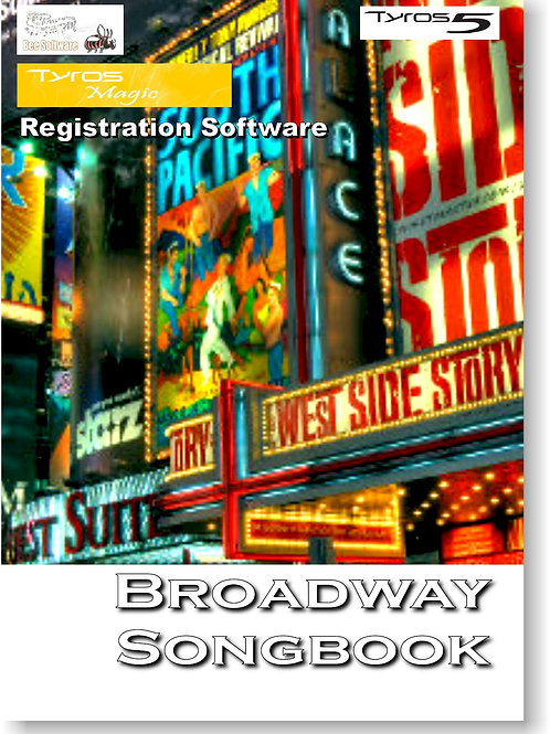 Broadway Songbook (TyrosMagic) Boxed Version