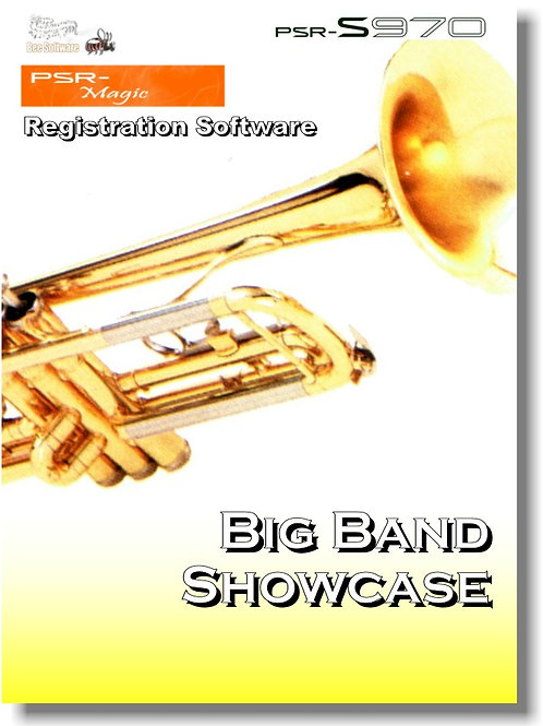 Big Band Showcase (PSR-Magic) - Download Only