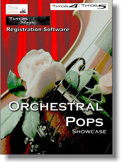 Orchestral Pops Showcase (TyrosMagic) - Download Only