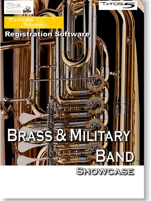 Brass & Military Band Showcase (TyrosMagic) Boxed Version