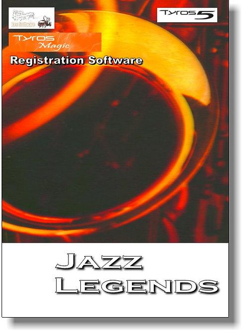 Jazz Legends (TyrosMagic) Boxed Version