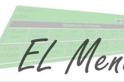 EL Menu v2 Download Version