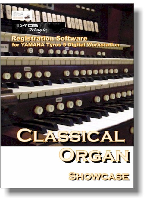 Classical Organ Showcase (TyrosMagic) - Download Only
