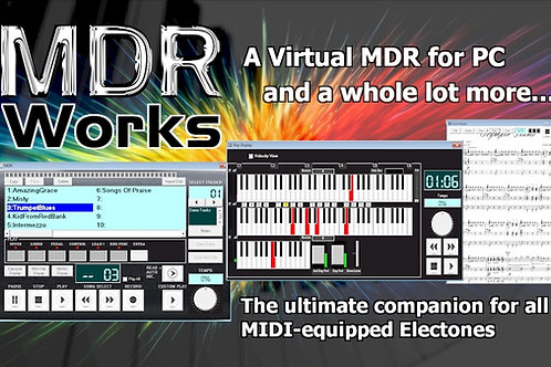 MDR Works (Download Only Version)