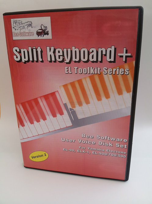Split Keyboard Version 2