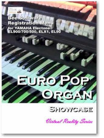 Euro Pop Organ Showcase (EL)