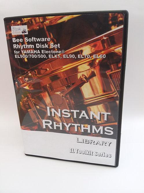 Instant Rhythms Library (EL)
