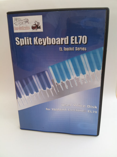Split Keyboard for EL70