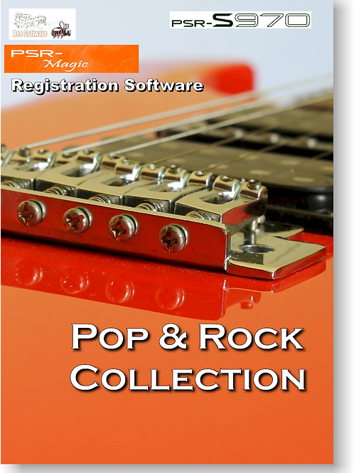 Pop & Rock Collection (PSR-Magic)