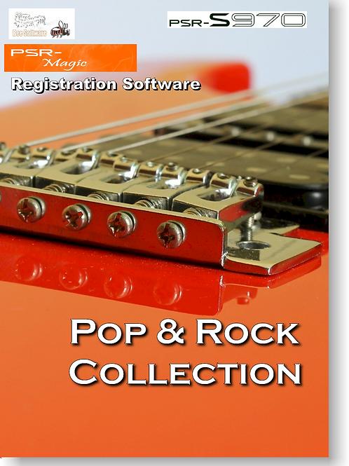 Pop & Rock Collection - Boxed Version (PSR-Magic)