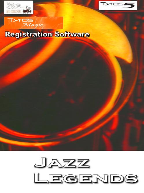 Jazz Legends (TyrosMagic) - Download Only