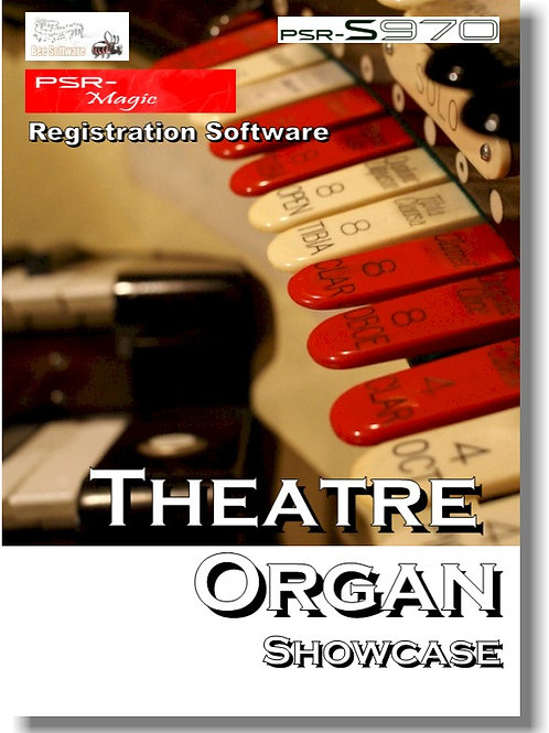 Theatre Organ Showcase (PSR-Magic)
