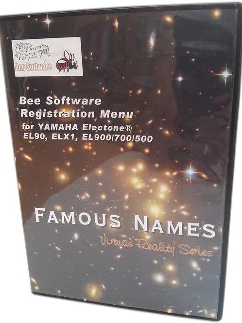 Famous Names (EL)